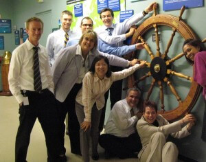 improving customer experience with the Maersk team