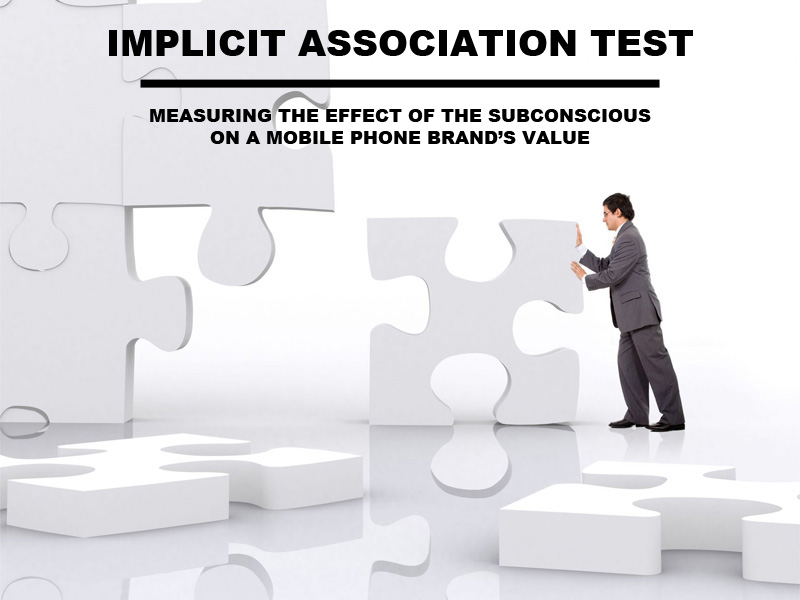 Implicit Association Test White Paper