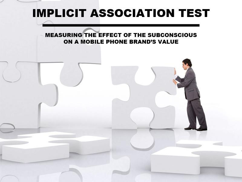 Implicit Association Test White Paper