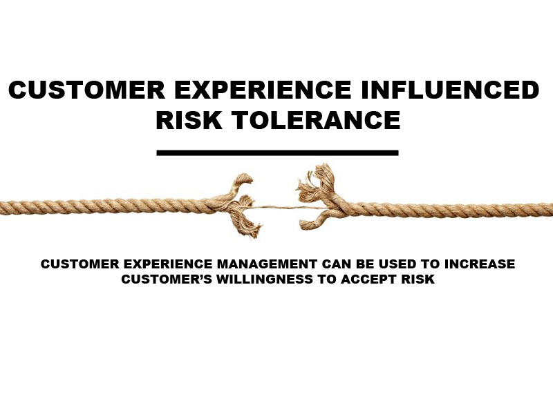 Risk Tolerance white paper