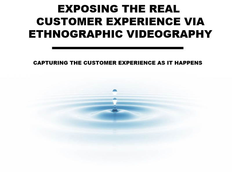 Ethnographic Videography whitepaper
