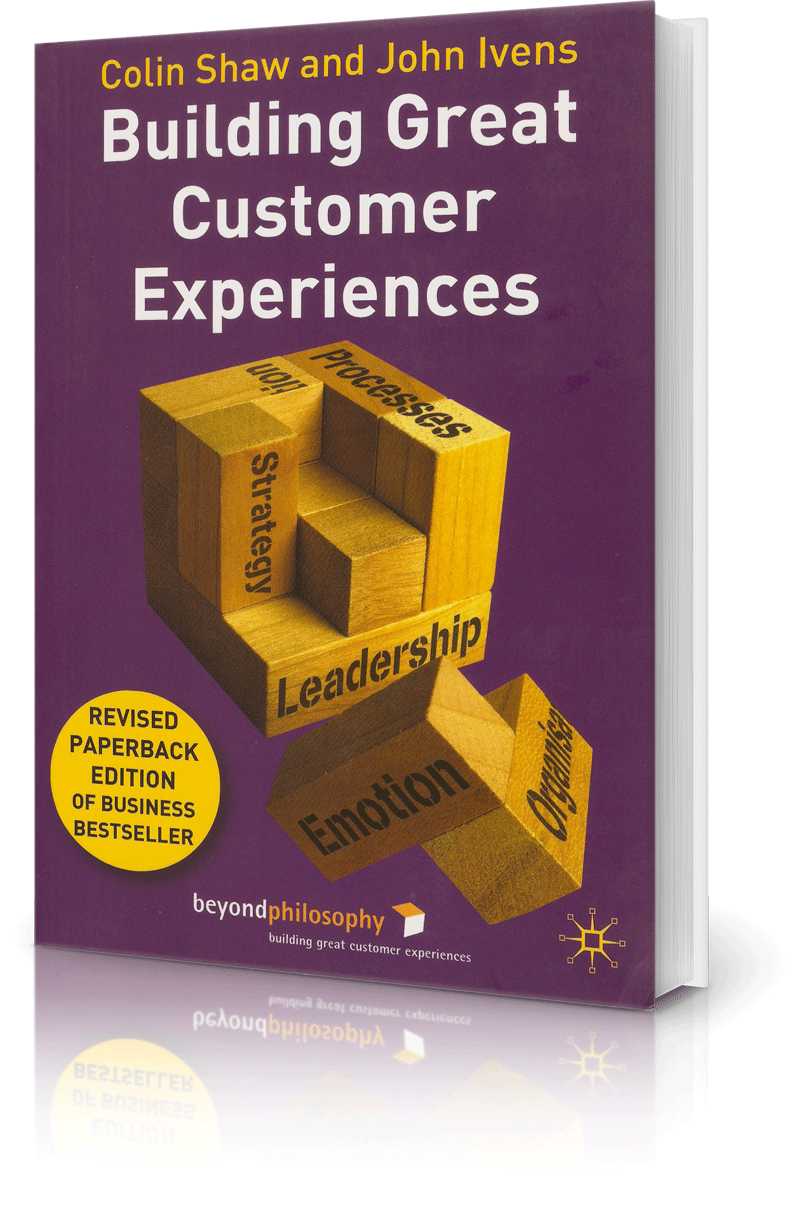 Building Great Customer Experiences Book