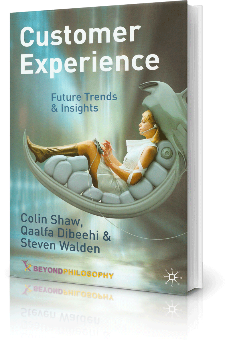 Future Trends & Insights of Customer Experience Book