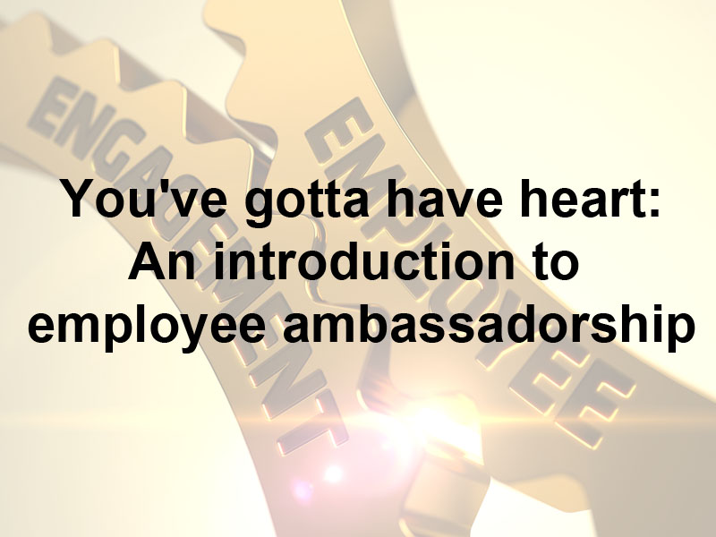 Introduction to Employee Ambassadorship white paper