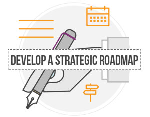 develop a strategic road map to help customer experience