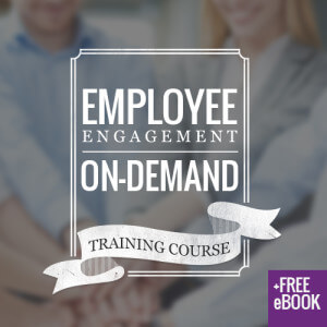 employee engagement course registration