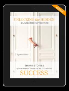 Unlocking the Hidden Customer Experience - Ebook