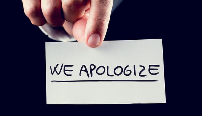 Image result for apology image