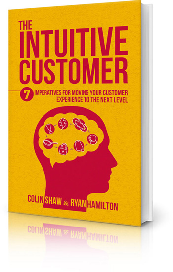 The Intuitive Customer by Colin Shaw & Ryan Hamilton