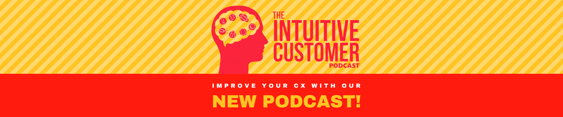 The Intuitive Customer Podcast Promo by Colin Shaw and Professor Ryan Hamilton
