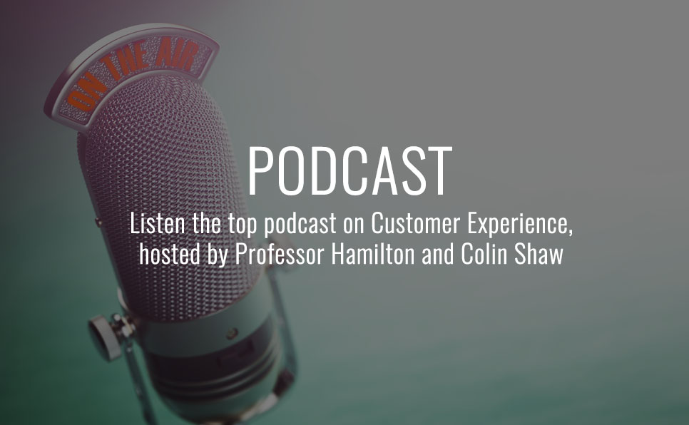 Customer Experience business Podcast