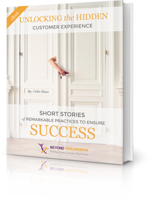 Unlocking the Hidden Customer Experience Book