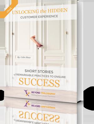 Unlocking the Hidden Customer Experience Book