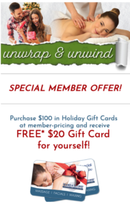 mental accounting Gift cards