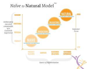 Naive to Natural Model