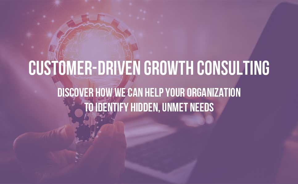 Customer Experience Consulting for customer driven growth